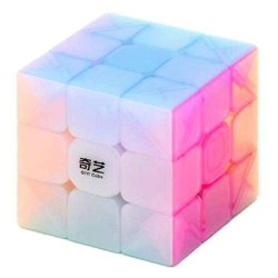 3x3x3 Qiyi Warrior W - Jelly