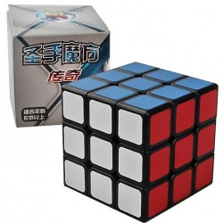 3x3x3 Shengshou Legend, Black