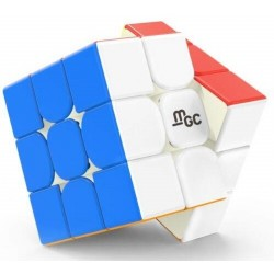 3x3x3 YJ MGC V2 Magnetic Stickerless