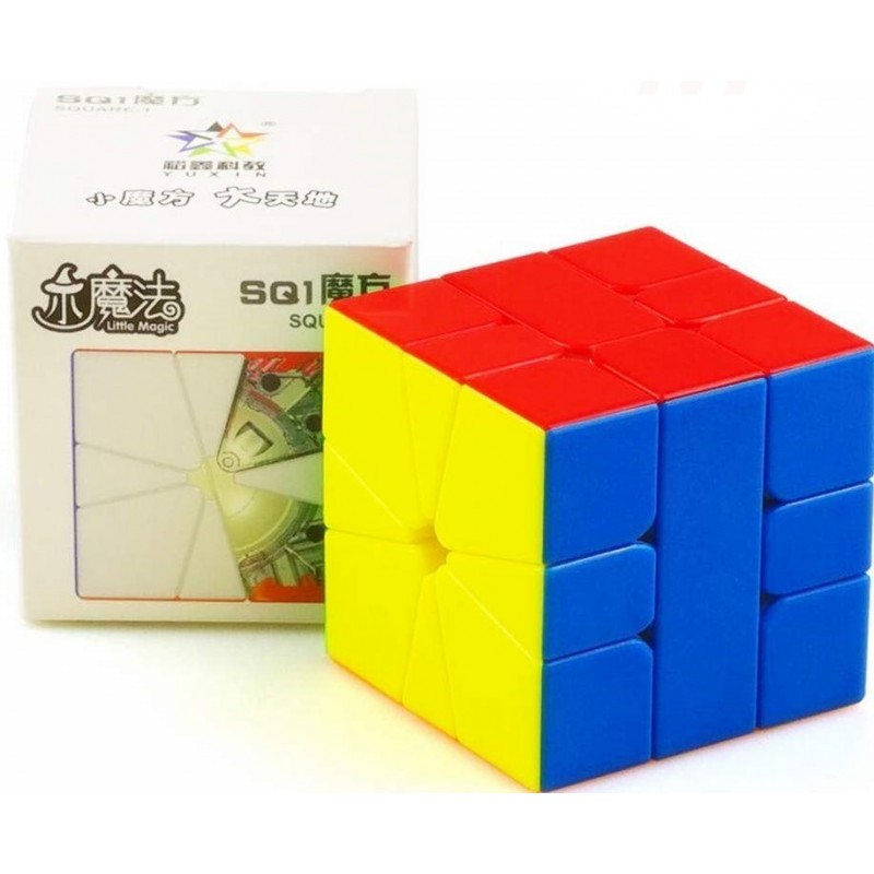 Yuxin Little Magic SQUARE-1 M, Stickerless