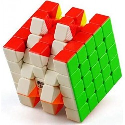 5x5x5 YJ Yuchuang V2 M, Stickerless Magnetic
