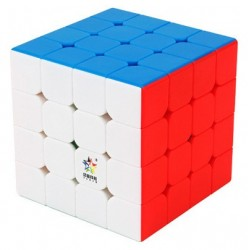 4x4x4 Yuxin Little Magic M Magnetic, Stickerless