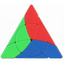 YJ Petal Pyraminx, Stickerless