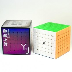 7x7x7 YJ Yufu V2 M Magnetic, Stickerless