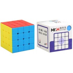 4x4x4 ShengShou Mr. M Magnetic, Stickerless