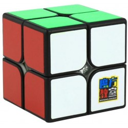 2x2x2 Mofang Meilong, Black