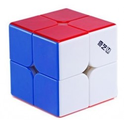 2x2x2 Qiyi MS Magnetic Stickerless
