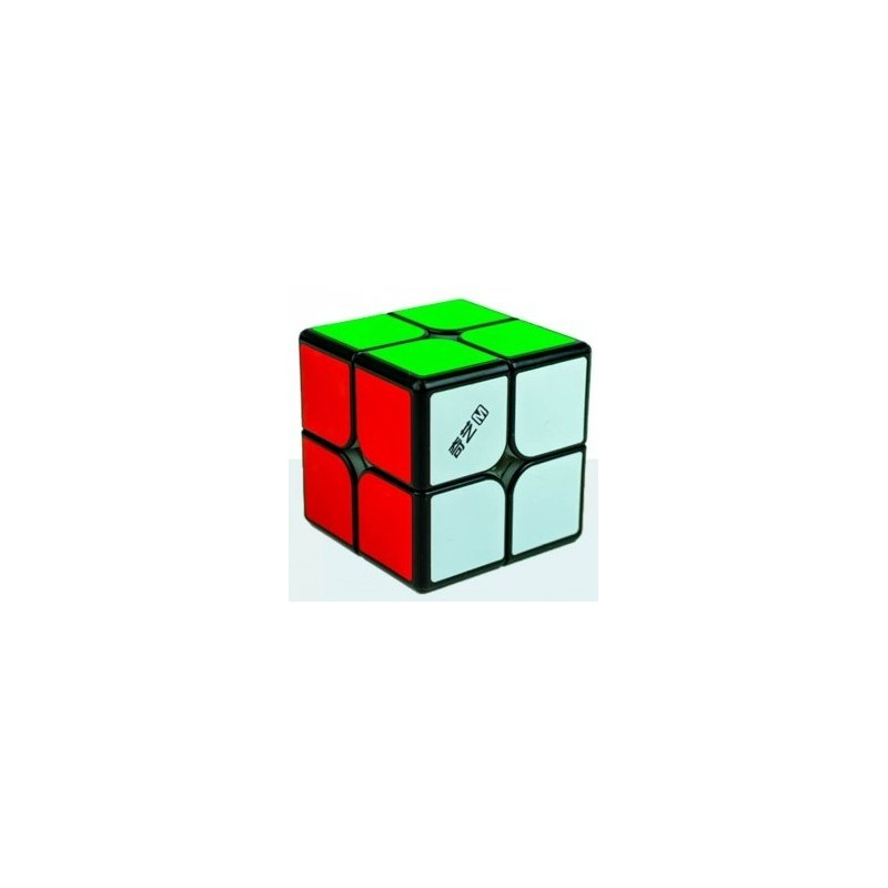 2x2x2 Qiyi MS Magnetic Black