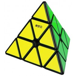Pyraminx Qiyi MS Magnetic Black