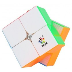 2x2x2 Yuxin Little Magic M Magnetic Stickerless