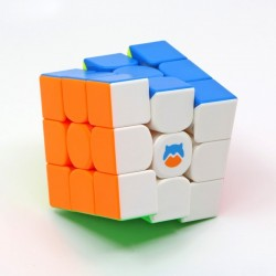 3x3x3 Monster Go M Magnetic Stickerless