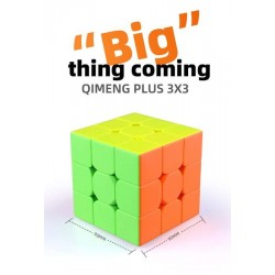 3x3x3 QiYi Qimeng Plus 9cm, Stickerless