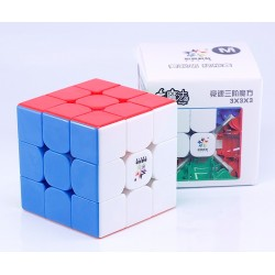 3x3x3 Yuxin Little Magic Magnetic, Stickerless