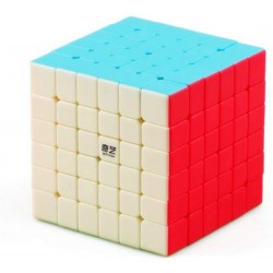 6x6x6 Qiyi Qifan S stickerless