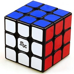 3x3x3 YJ MGC Magnetic Black